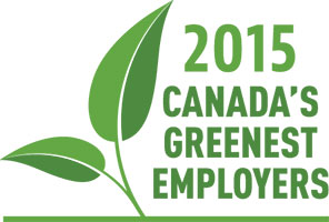 York University named one of the Top Green Employers 2015